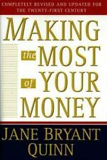 Making The Most of Your Money by Jane Bryant Quinn, Good Book