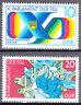 DDR 1976 Mi. Nr. 2133-2134 Postfrisch ** MNH