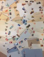 U.S. POSTAL STATIONARY MINT VINTAGE STAMP COLLECTION 80+ DIFFERENT 1800'S - NOW