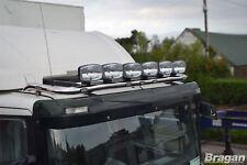 Per adattarsi Volvo FH4 13+ bassa CABINA STANDARD Sleeper Tetto Barra Luminosa MACCHIE + + a filo LED