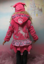 Mädchen-Jacken aus Fleece Größe 104