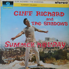 """CLIFF RICHARD And The SHADOWS   LP COLUMBIA  """" SUMMER HOLIDAY """"   [UK]"""