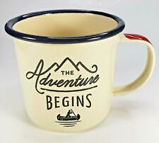 Gentlemen's Hardware Enameled Camping Mug