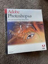 Adobe Photoshop 6.0 Retail 1 User/s - Full Version for Windows 23101335