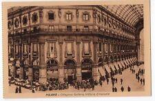 CARTOLINA - MILANO OTTAGONO GALLERIA VITTORIO EMANUELE RIF. 5438