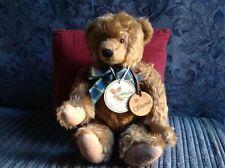 Artist Bear Shamus Countryfile Bear By Robin Rive.