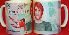 George Best - Ulster Bank £5 note - Mug / Cup