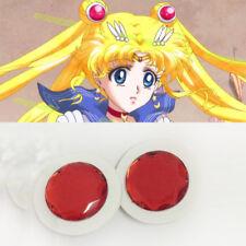 US Ship! 1 Pair Sailor Moon Cosplay Hairpin Hair Clips Womens Girl Birthday Gift