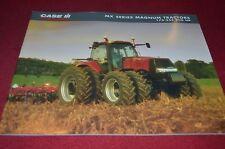 Case International MX305 MX275 MX245 MX215 Tractor Brochure YABE10 ver4