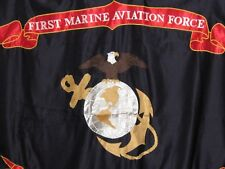 U.S.Marine Corps First Aviation Squadron Reproduction Flag