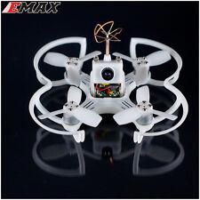 Original EMAX Babyhawk 85mm Micro Brushless FPV Racing Drone - PNP VERSION WHITE