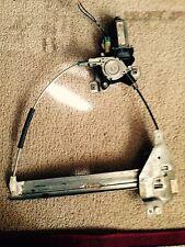 00-05 CHEVY IMPALA REAR PASSENGER WINDOW REGULATOR W/ MOTOR USED OEM ACS