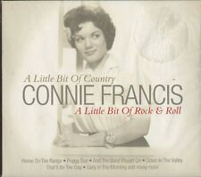 CONNIE FRANCIS - BIT OF COUNTRY / BIT OF ROCK and ROLL - NEW SEALED