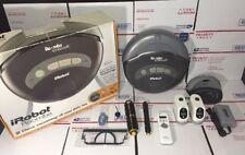 iRobot Roomba Scheduler 4225 Robotic Vacuum +NEW BATTERY & BRUSHES-100% WARRANTY