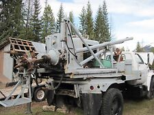 1979 C-70 Gmc with Sterling Production post hole digger
