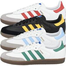 Adidas Samba OG Schuhe Originals Sneaker Sport Freizeit Fussball Hallen Sneakers