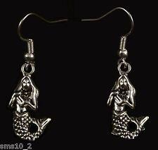 Hand Made Mermaid Earrings