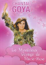 Chantal Goya : Le Mystérieux Voyage de Marie-Rose (DVD)