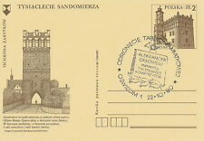 Poland postmark OSWIECIM - ALEKSANDER ORLOWSKI