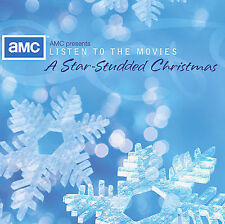 NEW AMC presents Listen to the Movies: A Star-Studded Christmas (Audio CD)