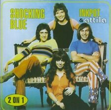 Shocking Blue - Inkpot & Attila + Bonustracks, CD Neu