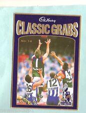 CADBURY AFL CARD #14  LUKE TOIA  FREMANTLE DOCKERS