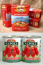 Antimo Caputo 00 'Chef's' Flour & San Marzano DOP Tomatoes Combo - From Italy