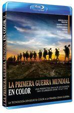 World War 1 One in Colour (2003 **Blu Ray B** Kenneth Branagh Arthur Barraclough