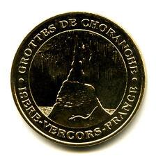 38 CHORANCHE Grottes, 2007, Monnaie de Paris
