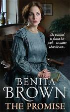 The Promise, Benita Brown, New Book