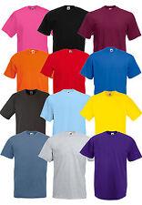 T-Shirt, Fruit of the Loom - 27 Farben zur Wahl - Gr. S bis XXL