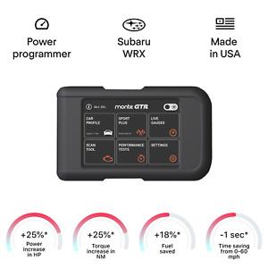 Subaru WRX tuning chip box power programmer performance race tuner OBD2