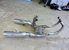 1985 Honda V30 Magna VF500C H1037-1. complete exhaust headers mufflers pipes