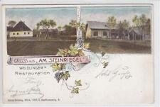 AK Klosterneuburg, Steinriegel, Restaurant Weidlinger