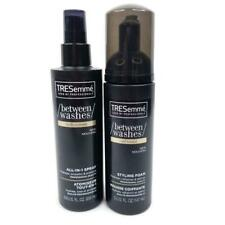 Tresemme Between Washes Style Refresh Spray Curl Revive Foam Bundle Of 2 NEW