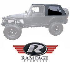 Rampage Frameless Trail Top w/ Tint fits 04-06 Jeep Wrangler LJ Unlimited 109635