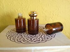 10ml Essential Oil amber glass bottles-(560) in a case-13mm neck size