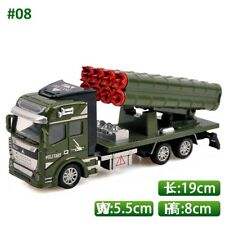 1pc Kids Creative Alloy Car Truck Model Pull Back Power 1 48 Scale Vehicle Toys No.08