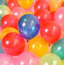 100PC Pearl Latex Helium Balloon Celebration Party Wedding Baby Birthday 10""