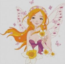 Unbranded Fantasy/Fairies Cross Stitch Charts