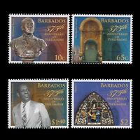 Barbados 2014 - 375th Anniv of Parlament Sculture Church - MNH