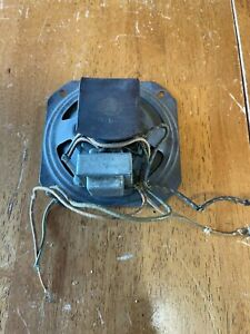 """PERFECT 1930s Vintage maybe RCA 5"""" Speaker *FIELD COIL* RARE OLD"""