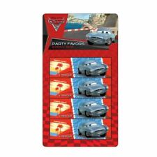 8 Disney Cars 2 Party Gift Childrens Birthday Favours 4 Piece Pencil Sets
