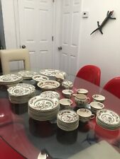 "Mid Century /Vintage ""Indian Tree"" Johnson Bros England China Set"