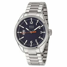 ESQ Movado Catalyst Stainless Steel Men's Watch - 07301426 Father's Day