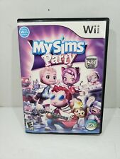My Sims Party - Wii Game missing manual