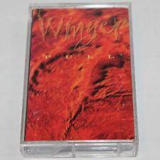 Winger Cassette Tape Pull 1993 Hard Rock Glam Metal 7 82485-4