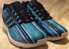 New Adidas Originals Torsion Men's Running Shoes Sneakers Blue Size 8