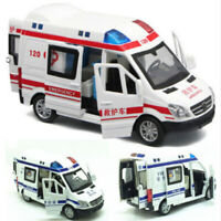 Dickie Rescue Ambulance Cars Pull back Corgi Small Red Smart Maxi Play Toys