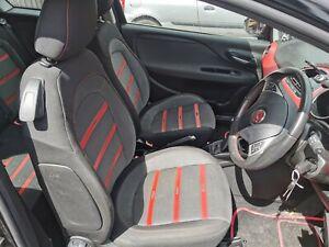 Fiat Punto Evo Seats - 3 Door - 2008 - VGC FRONT AND REAR